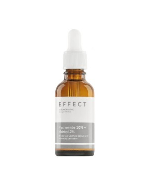 Bffect - Niacinamide 10% + Matrixyl 2% Serums - 30ml
