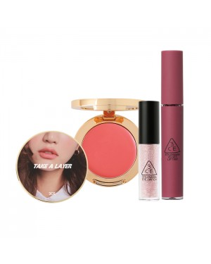 3CE Best Seller Set - Canary