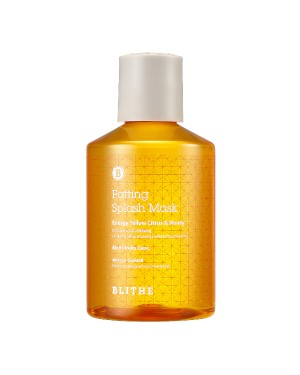 Blithe - Patting Splash Mask - Energy Yellow Citrus & Honey