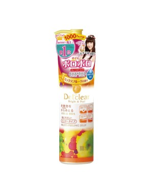 brilliant colors - MEISHOKU - DETCLEAR Bright & Peel Fruits Peeling Jelly - 180ml