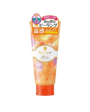 brilliant colors - MEISHOKU - DETCLEAR Bright & Peel Hot Peeling Jelly - 180g