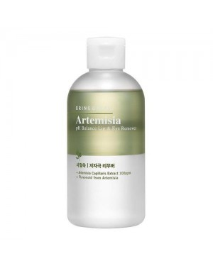 BRING GREEN - Artemisia pH Balance Lip & Eye Remover - 210ml