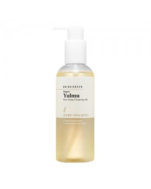 BRING GREEN - Super Yulmu Pore Deep Cleansing Oil - 250ml