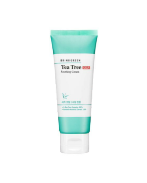 BRING GREEN - Tea Tree Cica Soothing Cream - 100ml