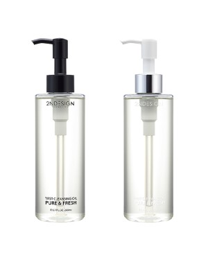 2NDESIGN - First Cleansing Oil Pure & Fresh