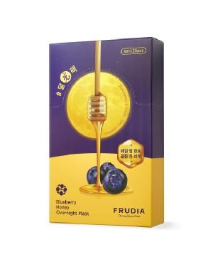 FRUDIA - Honey Blueberry, Masque de nuit