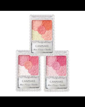 CANMAKE - MAT Fleur Cheeks - 35g