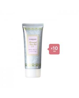 Canmake - Mermaid Skin Gel (10ea) Set - 01 Clear