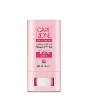 Care Zone - Doctor Solution Derma Repair Cica Bâton Solaire 20g - 20g