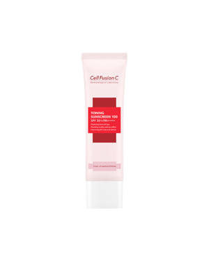Cell Fusion C - Toning Sunscreen 100 - 50ml
