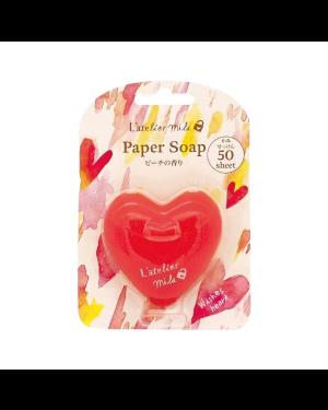 CHARLEY - L'atelier Mila Paper Soap - 50pcs