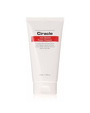 Ciracle - Anti Blemish Foam Cleanser -150ml