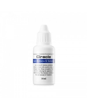 Ciracle - Anti-Redness K Solution - 30ml