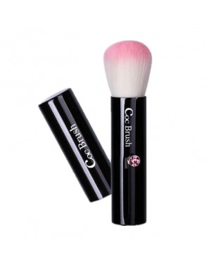 CORINGCO - Black In Pink Twinkle Brush - 1pc