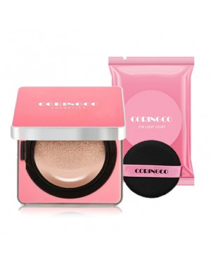 CORINGCO - Cherry Blossom Water BB Cushion with Refill