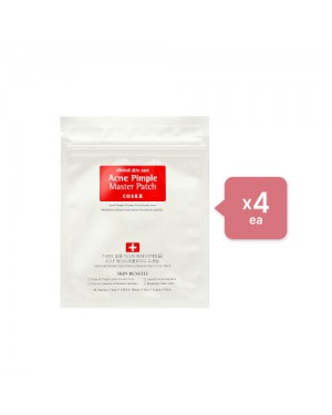 COSRX - Acne Pimple Master Patch (4ea) Set - True Blue