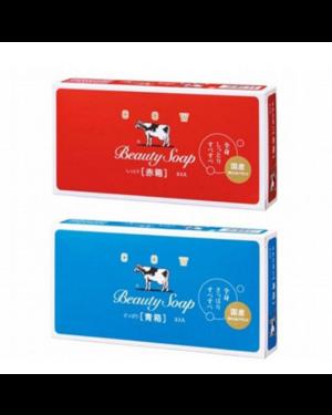 COW soap - Beauty Soap Bar - 85g x3