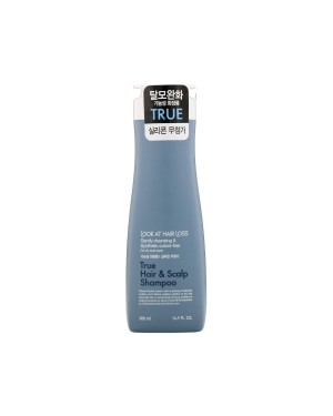 Daeng gi Meo Ri - Look At Hair Loss Shampooing True Hair & Scalp - 500ml