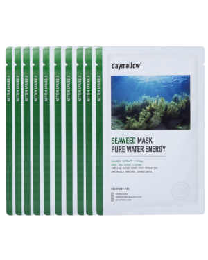 daymellow' - Seaweed Water Energy Mask - 10pcs