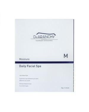 DeARANCHY - Moisture Spa facial quotidien - 5pcs