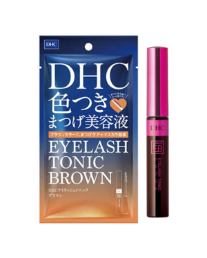 DHC - Eyelash Tonic - Brown
