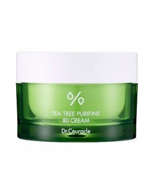 Dr.Ceuracle - Tea Tree Purifine 80 Cream - 50g