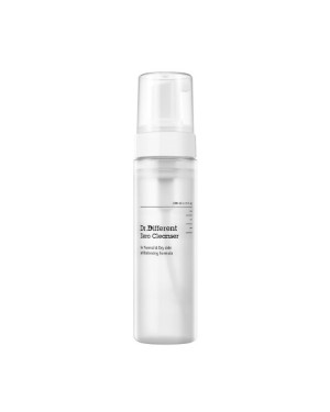 Dr. Different - Zero Cleanser (pour peaux normales à sèches) - 200ml
