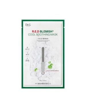 Dr.G - R.E.D Blemish Clear Soothing Masque - 1pc