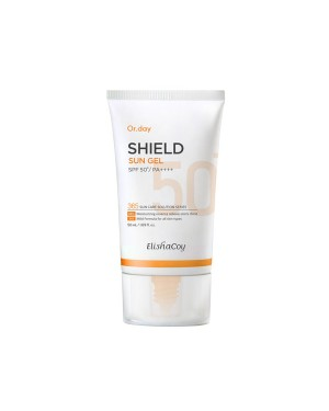 Elishacoy - Gel Solaire Or.day Shield SPF 50+ PA ++++ - 50ml