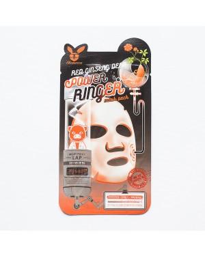Elizavecca - Red Ginseng Deep Power Ringer Mask Pack - 1pc