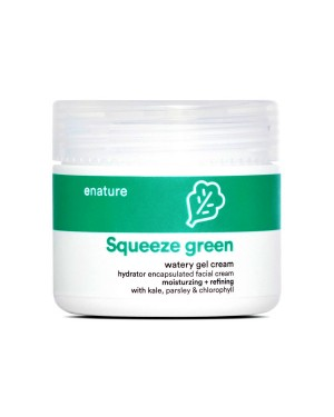 ENATURE - Squeeze Green Watery Gel Crème - 70ml