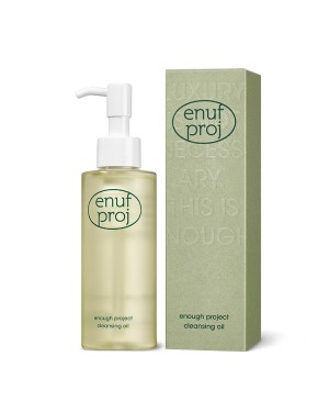 Enough Project (enuf proj) - Huile démaquillante - 150ml