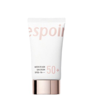 eSpoir - Water Splash Sun Cream (SPF50+ PA+++) - 60ml