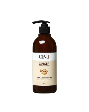 Esthetic House - CP-1 Shampooing purifiant au gingembre - 500ml