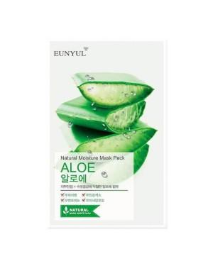 EUNYUL - Pack Masque Hydratant Naturel - Aloe - 1pc