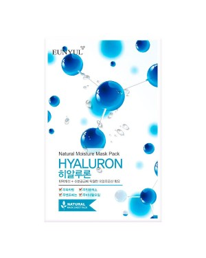 EUNYUL - Pack Masque Hydratant Naturel - Hyaluron - 1pc