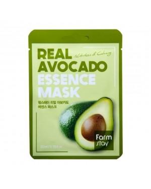 Farm Stay - Masque Real Essence Avocado - 1pc