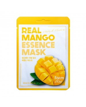 Farm Stay - Real Essence Mask Mango - 1pc