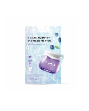 FRUDIA - Blueberry Hydrating Masque (nouveau) - 20ml*1pc