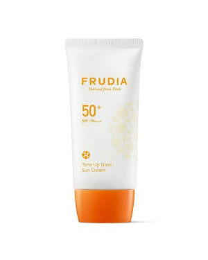 FRUDIA - Tone-Up Base Sun Cream SPF50+ PA+++  - 50g