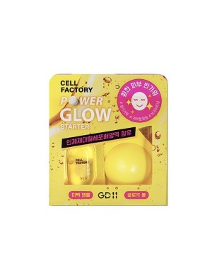 GD11 - Démarreur Cell Factory Power Glow - 2items