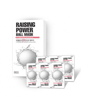 GD11 - Raising Power Ball Mask - 12pcs