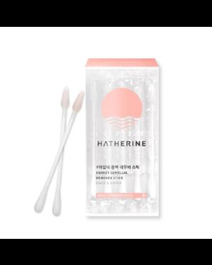 Hatherine - Sunset Camellia Bâton dissolvant - 50pcs