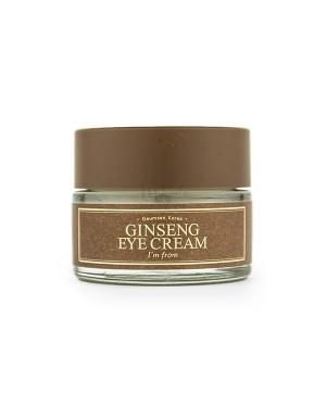 I'm From - Ginseng Eye Cream - 30g