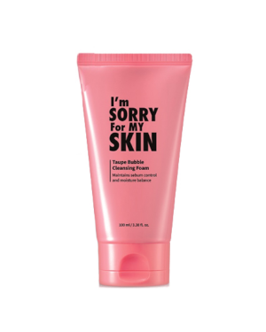 I'm Sorry For My Skin - Taupe Bubble Cleansing Foam - 100ml