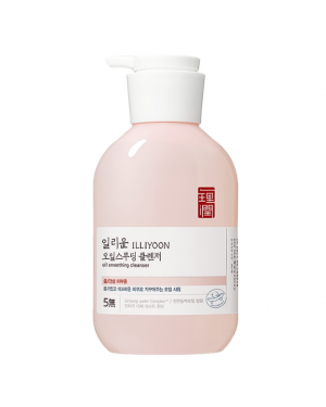 ILLIYOON - Oil Smoothing Cleanser - 500ml