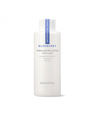 innisfree - Blueberry Rebalancing Lotion