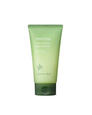 innisfree - Green Tea Gel Gommage Pur Corps 150 ml - 150ml