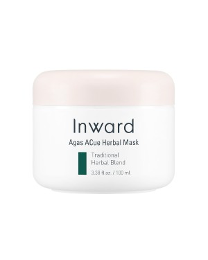 INWARD - Agas ACue Masque à base de plantes - 100ml