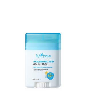 Isntree - Hyaluronic Acid Airy Sun Stick - 22g